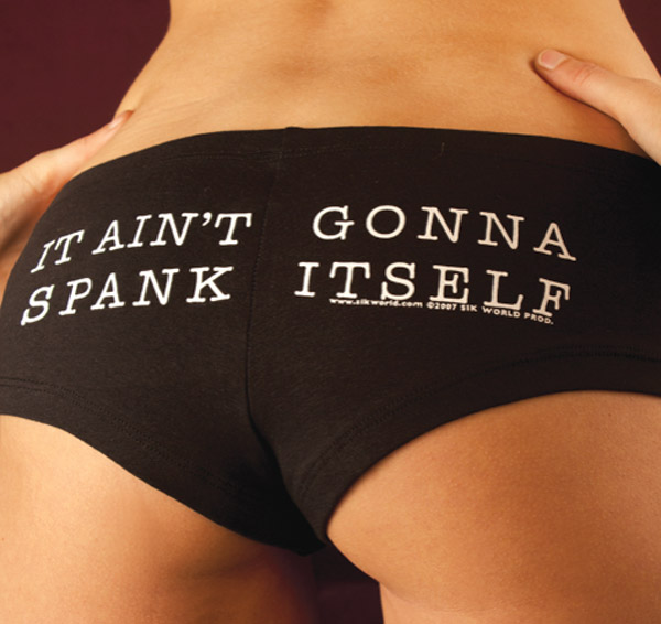 6097Z-IT-AINT-GONNA-SPANK-ITSELF-Hot-Short-SIK-WORLD.jpg