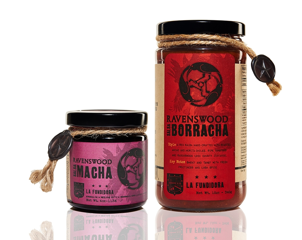 Ravenswood Salsa Borracha %26 Salsa Macha by La Fundidora copy.jpg