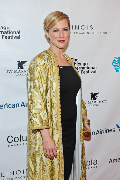 Grace at the 2014 Chicago International Film Festival Opening Night Red Carpet