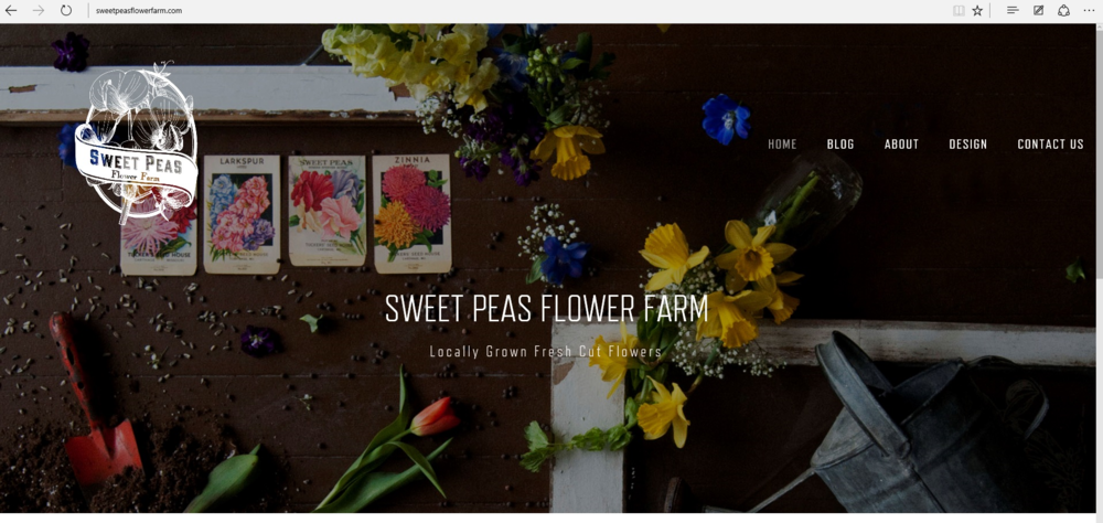 Be sure to check out Sweet Peas' website!