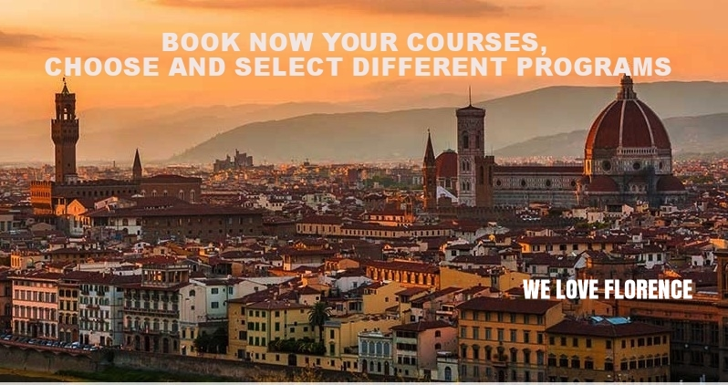 COME TO VISIT FLORENCE