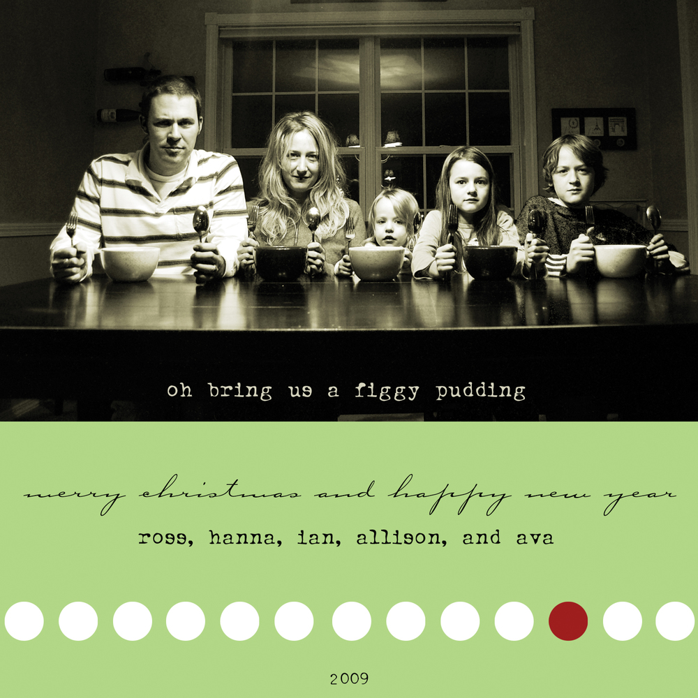 2007 Miller Holiday Card