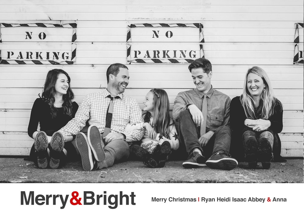 2014 Miller Holiday Card