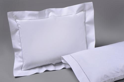 hemstitched pillow shams edward boutross