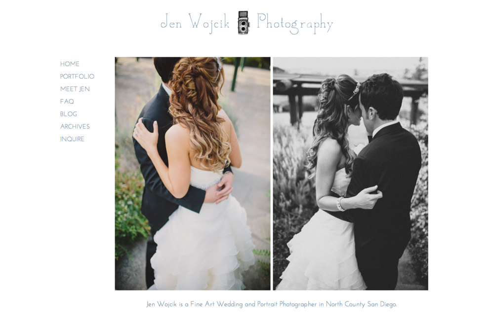 Jen Wojcik Photography - san diego wedding photographer photography