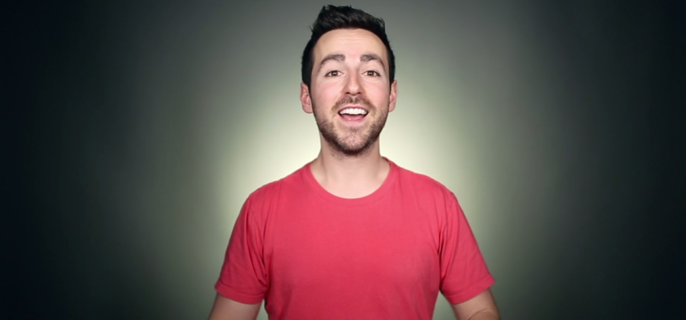 ... color behind the subject either from a painted wall or a paper backdrop like Wistia uses. To separate the subject from the background a single light ...  sc 1 st  Caleb Wojcik & Choosing the Perfect Background for Your Video u2014 Caleb Wojcik