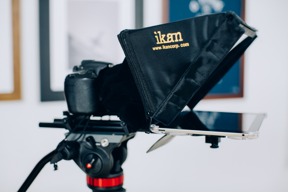 DIY Video Guy TV 2 - iKan Elite iPad Teleprompter-1.jpg