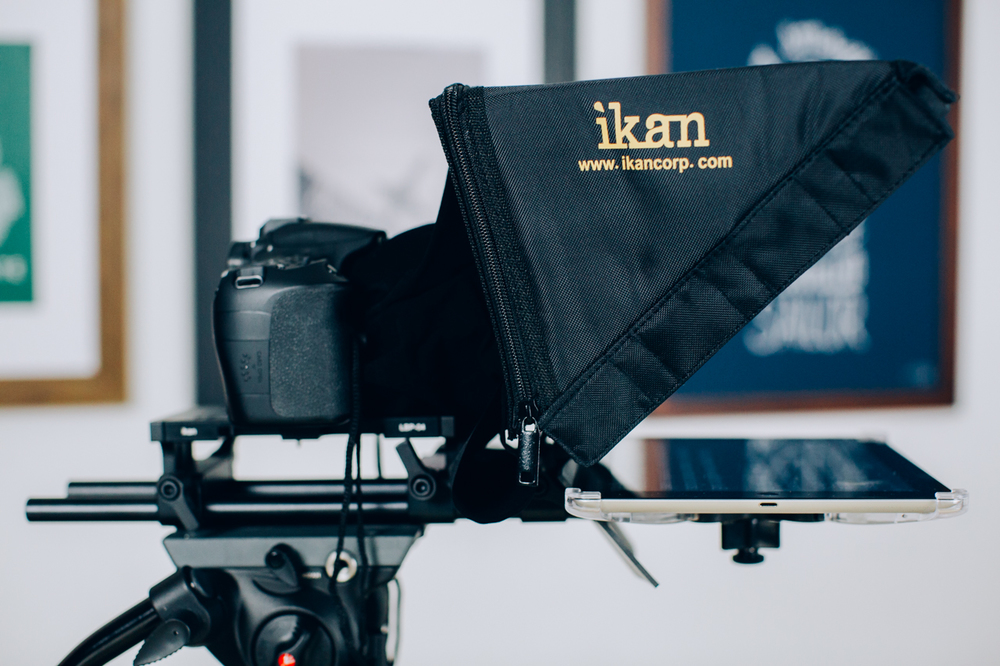 DIY Video Guy TV 2 - iKan Elite iPad Teleprompter-6.jpg