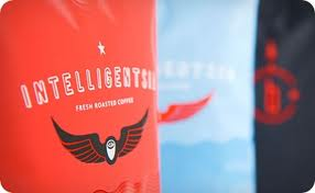Proudly brew  Intelligentsia Coffee