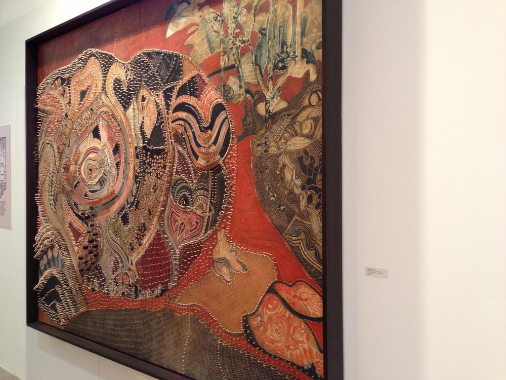 Joshua Yeldham @ Arthouse Gallery, Sydney, SC13