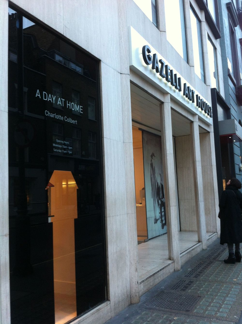 Gazelli Arthouse, Mayfair