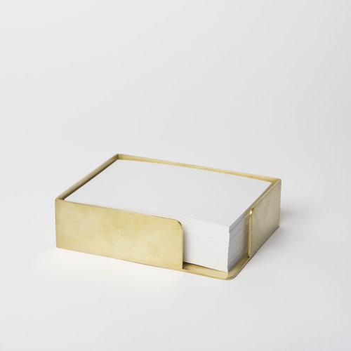 Memo Box Alissa Bell A Stationery Studio