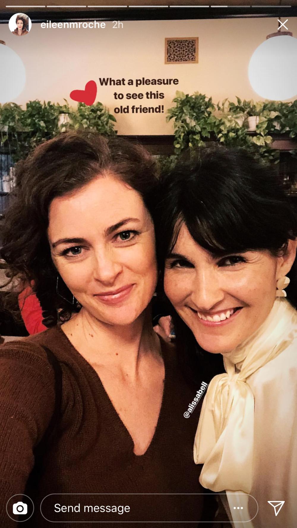 Alissa Bell & Eileen Roche