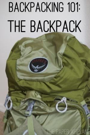 ThePaperAirplane_Backpacking101