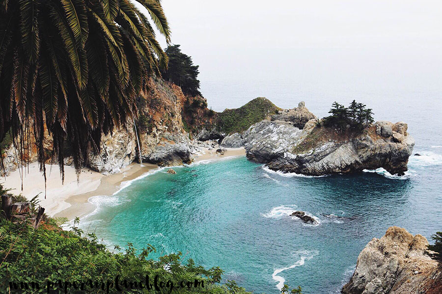 Julia Pfieffer Burns State Park - McWay Falls