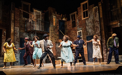 Ain't Misbehavin' at Portland Center Stage | Photo credit: Patrick Weishampel/ blankeye.tv .