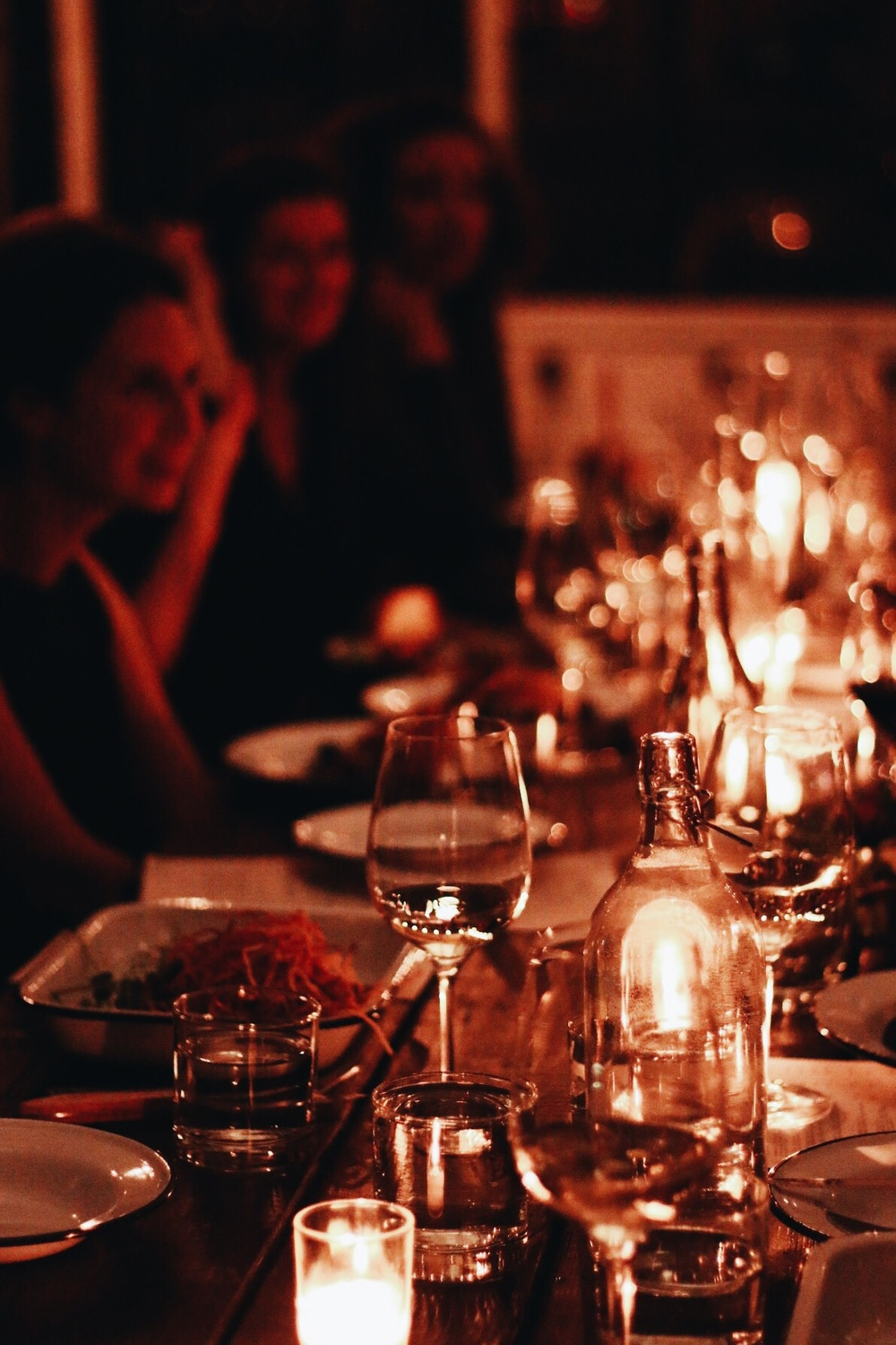 Gather up a group of girlfriends and head to Cooper's Hall for wine, wine, and more wine.