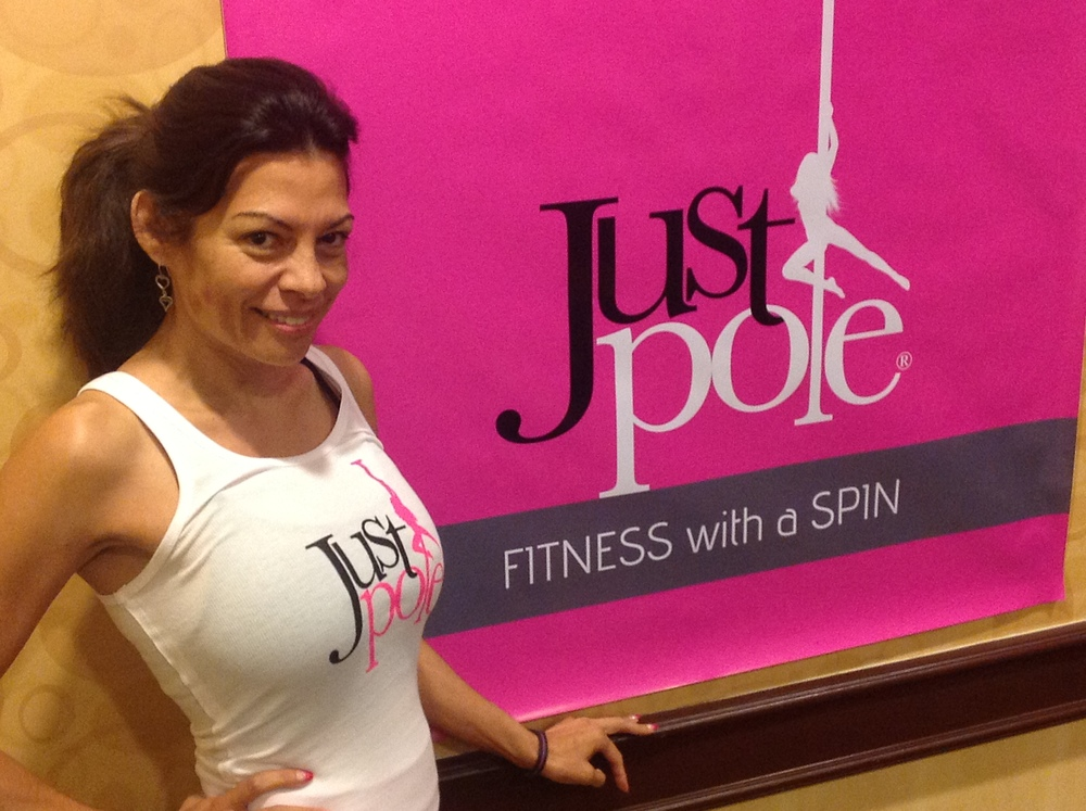 Pi`ilani, CEO of Just Pole
