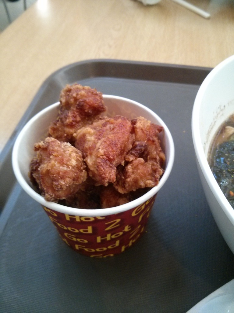 Bucket of Fried Chicken $6.00