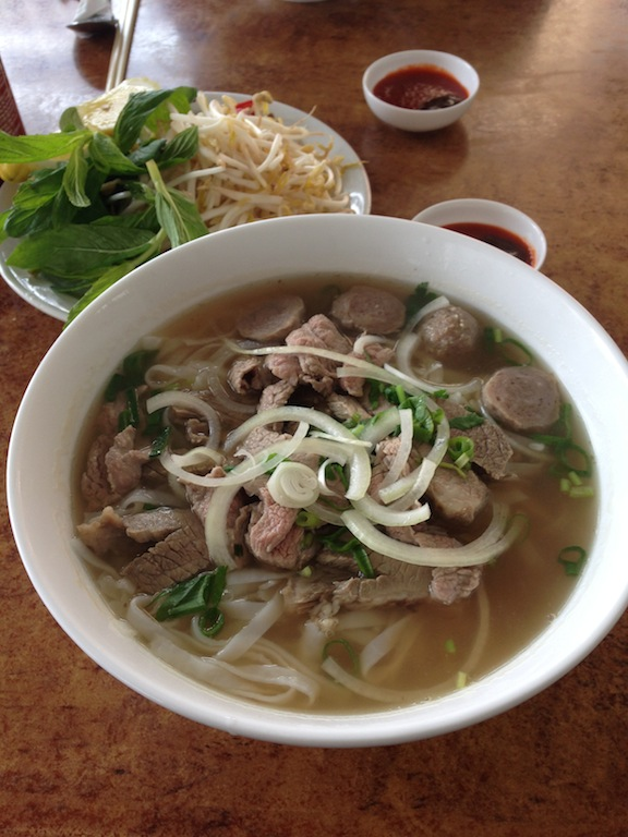 Special Beef Combination Pho