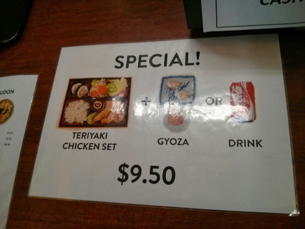 Super Bento Box Special