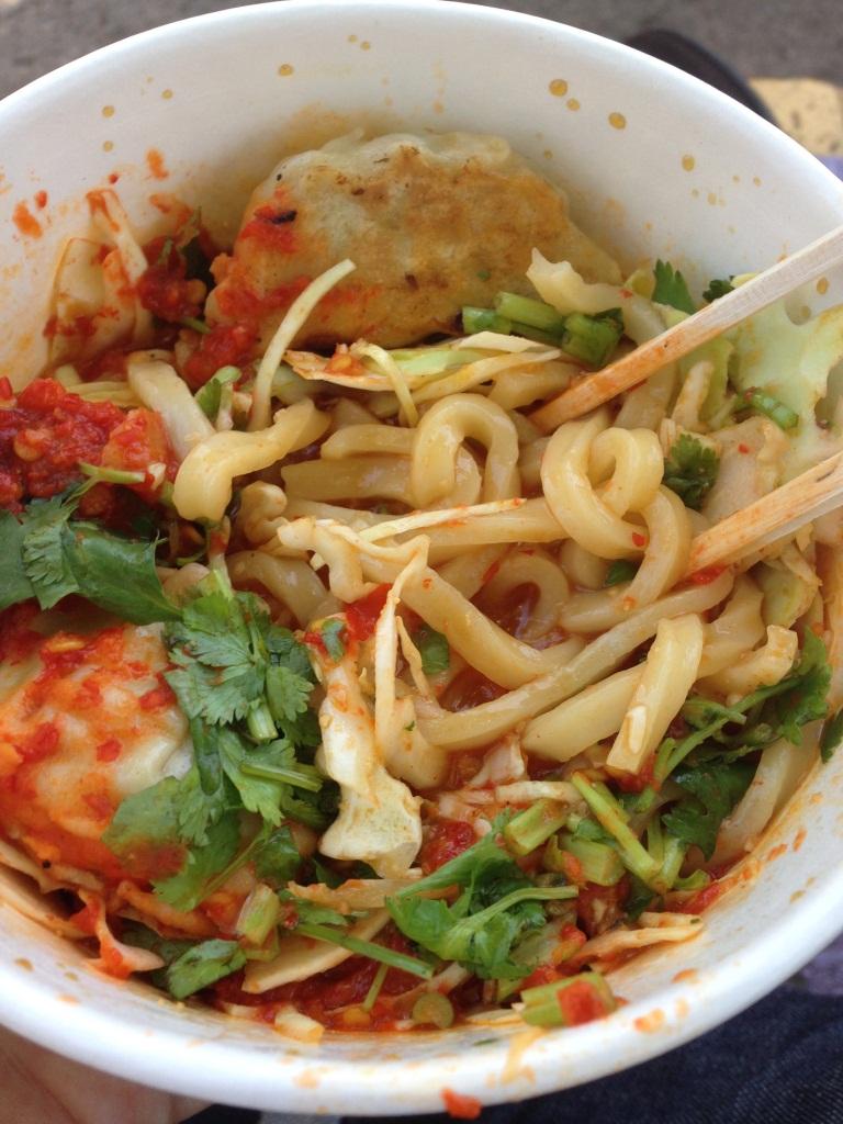 Udon Noodle Bowl