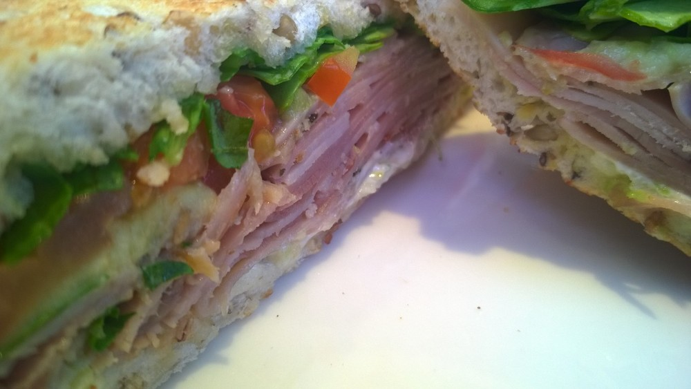 Roast Pork Sandwich