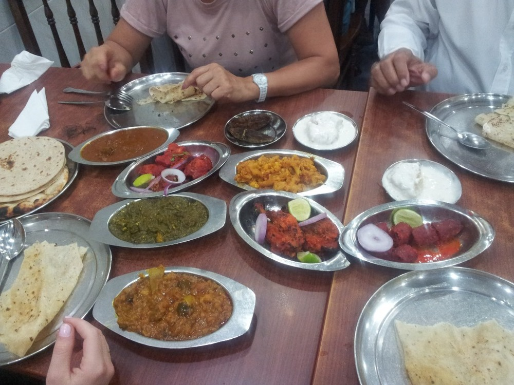 Jaggi's Feast