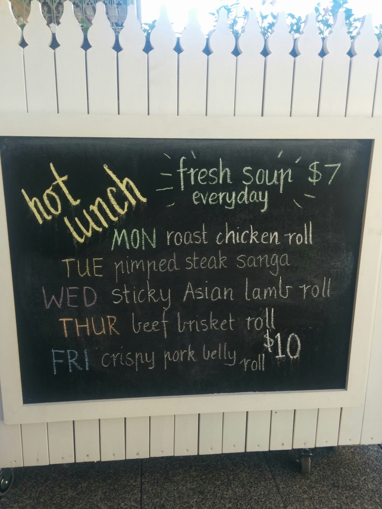 Hot Lunch Specials