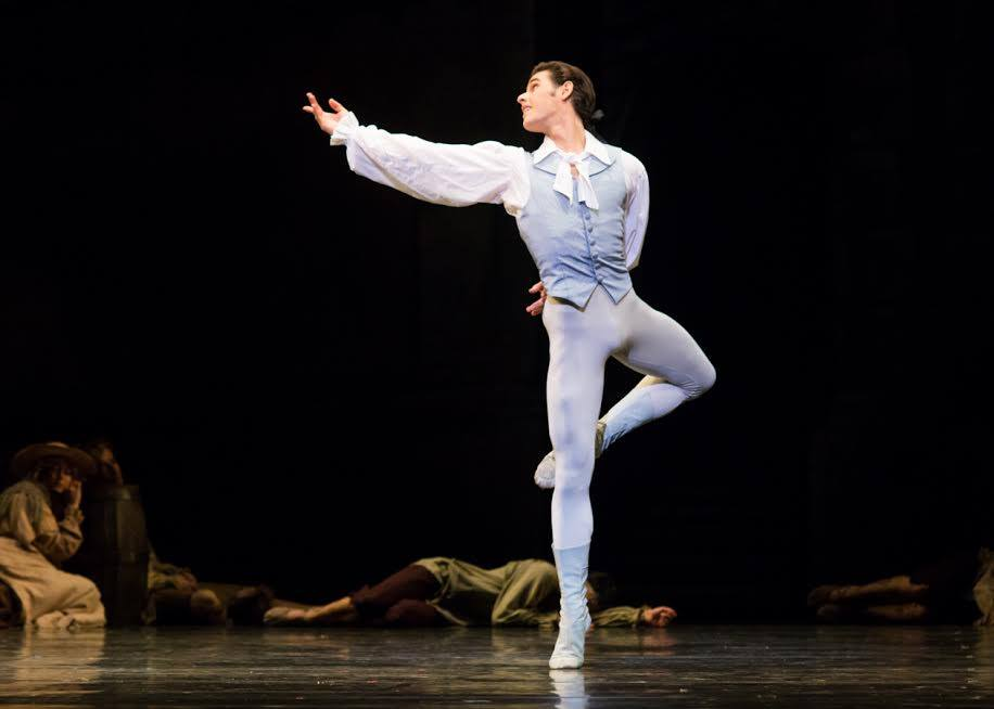 Julian Lacey - Semperoper Ballett
