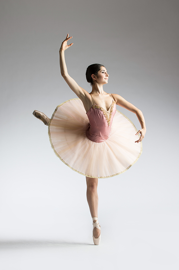Zoe Donnenfield - Cincinnati Ballet - Second Company