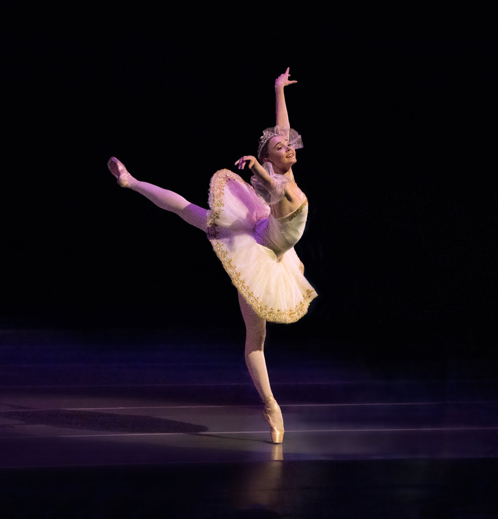 Rio Anderson - Semperoper Ballett