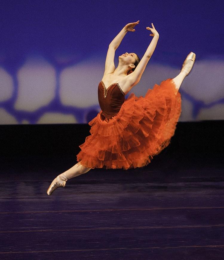 Abby Chen - Ballet Austin