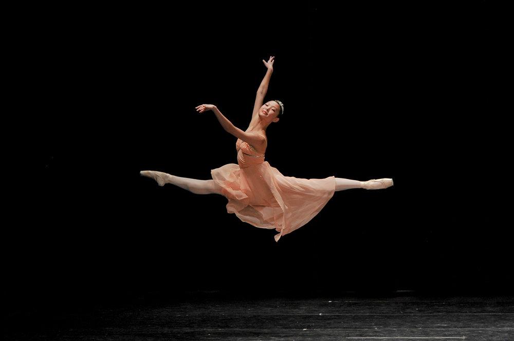 Jennifer Wang - Joffrey Ballet