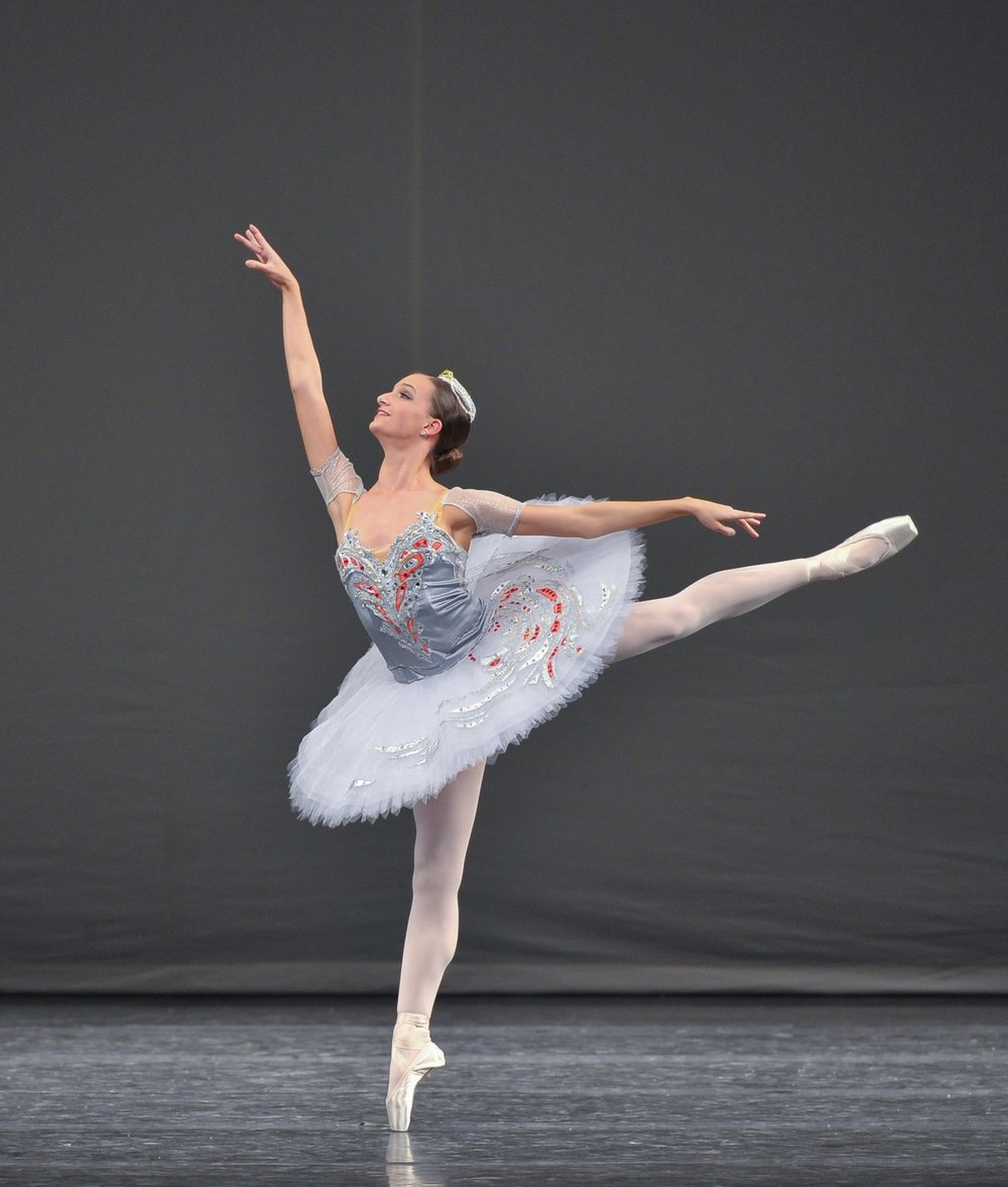 Rebecca Hambalek - Ballet Tucson
