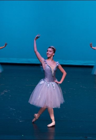 Cyan Grattan - Oregon Ballet Theater