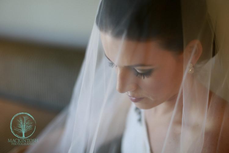 Sydney Bride with Veil.