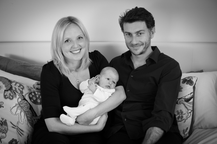 New young family Portraits