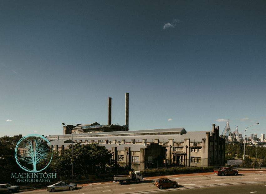 Industrial Photographer Sydney