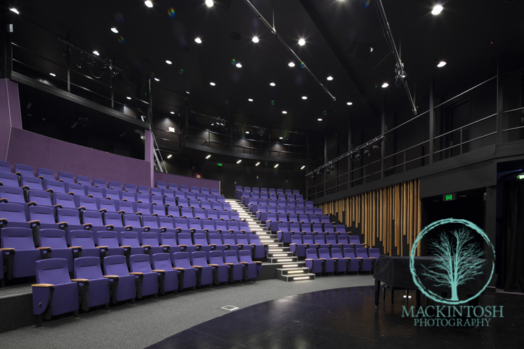 Interior Theatre Architectural Photography