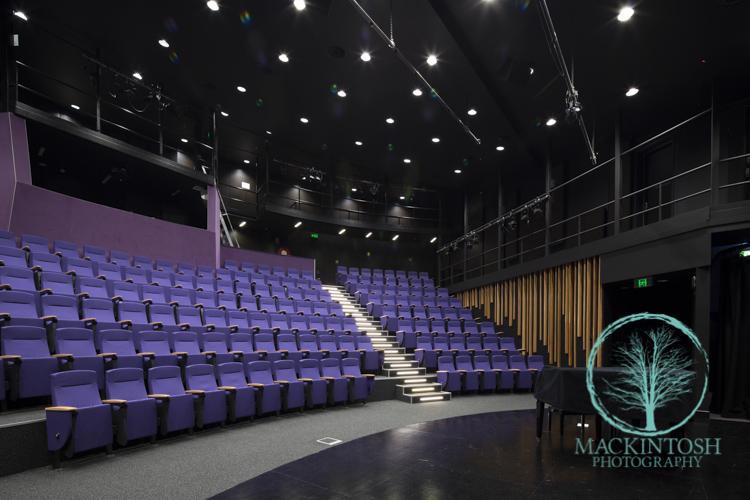 Interior Theatre Architectural Photography