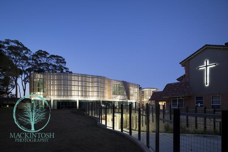 Dusk Architectural image