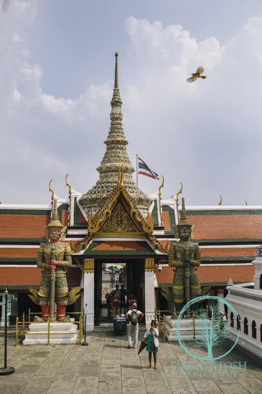 The Royal Palace Bangkok