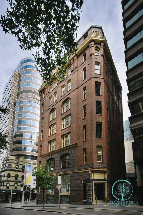 Heritage building photography Inner sydney