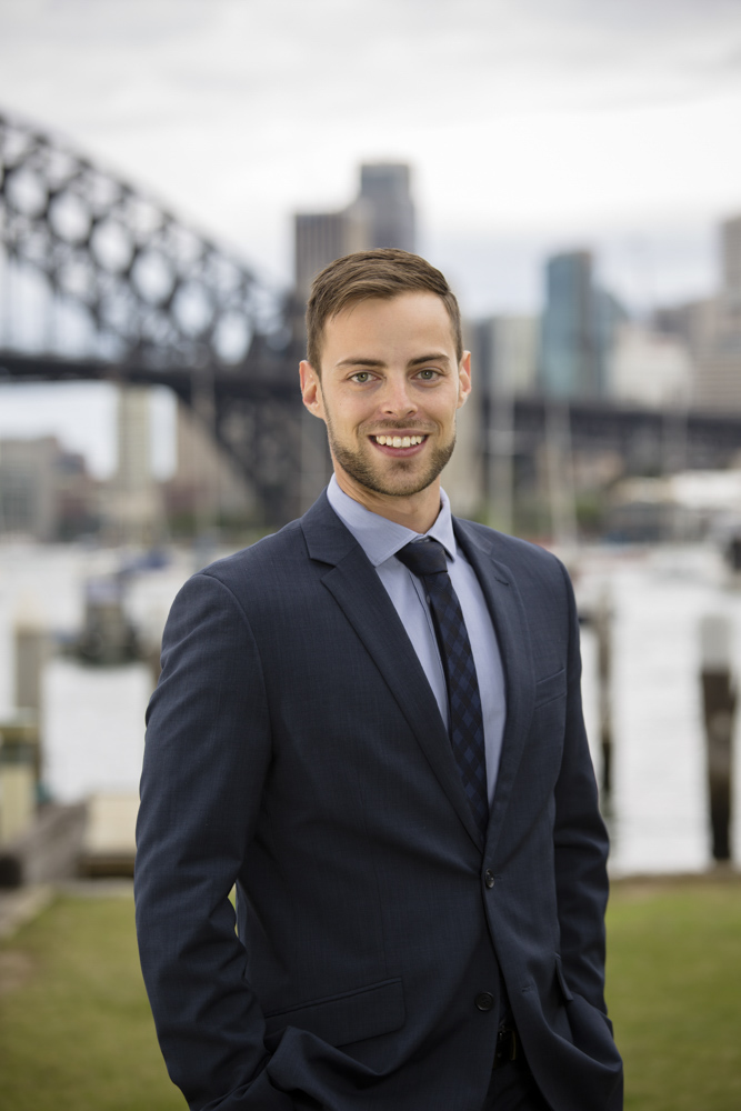 Outdoor Corporate Portraits Sydney