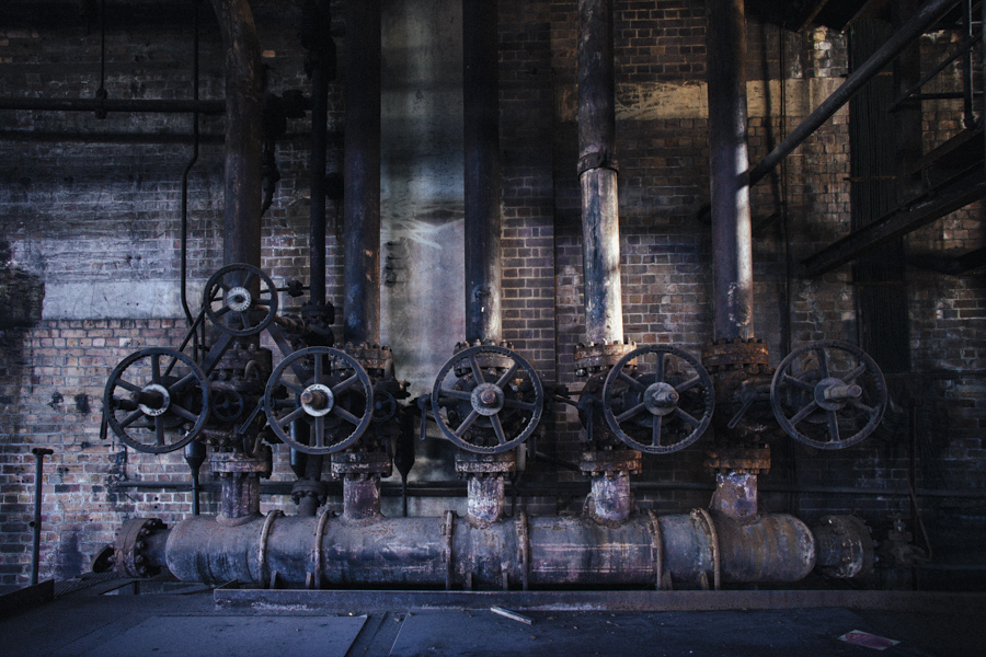 Industrial Photographer Sydney
