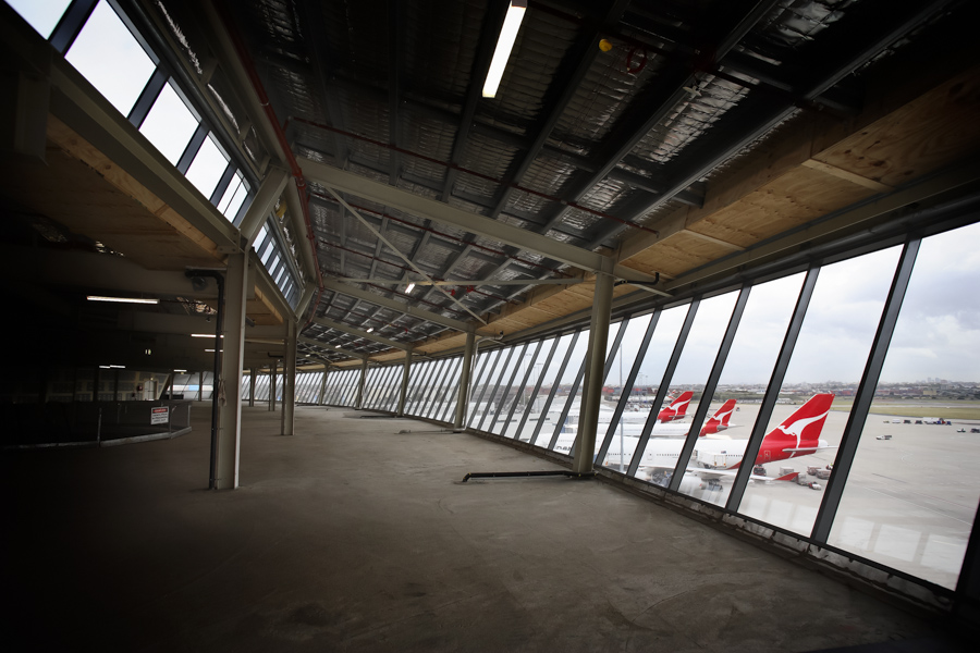 Qantas Airways Industrial Photographer