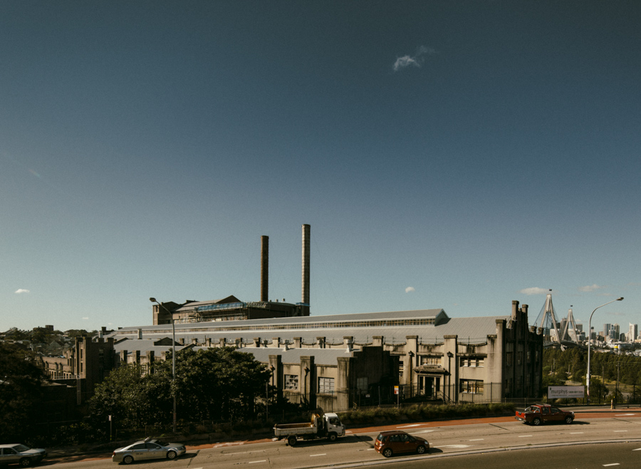 White Bay Power Station, Rozelle