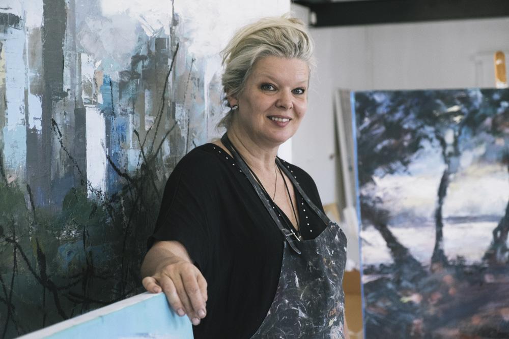 Laura Matthews Fine Art Portrait