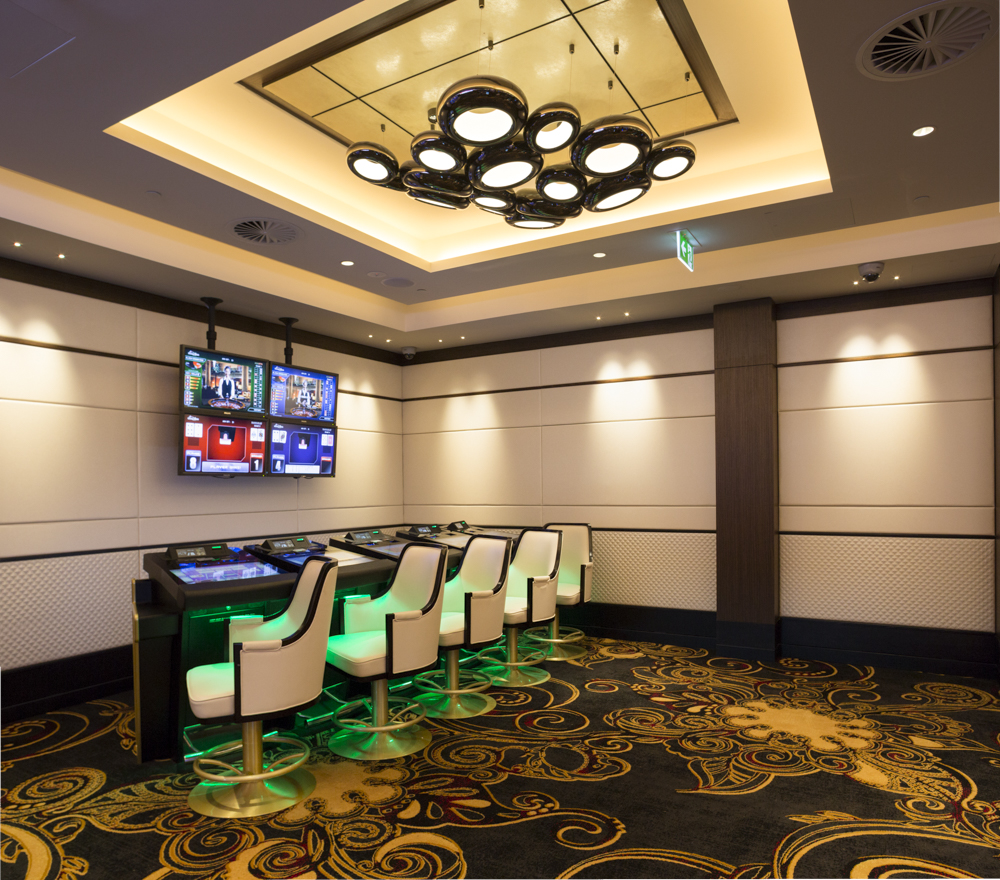 RSL Gaming Rooms